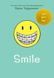 Book Cover for SMILE