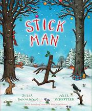 Book Cover for STICK MAN