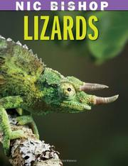 Book Cover for NIC BISHOP LIZARDS