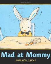 Book Cover for MAD AT MOMMY