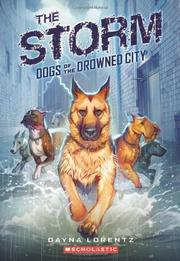 Book Cover for THE STORM