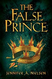 Cover art for THE FALSE PRINCE