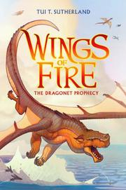 Cover art for THE DRAGONET PROPHECY