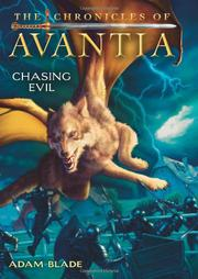 Book Cover for CHASING EVIL