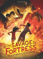 Cover art for THE SAVAGE FORTRESS