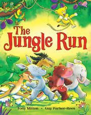 Cover art for THE JUNGLE RUN