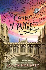 Book Cover for A CORNER OF WHITE