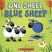 Cover art for ONE SHEEP, BLUE SHEEP