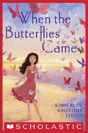 Cover art for WHEN THE BUTTERFLIES CAME