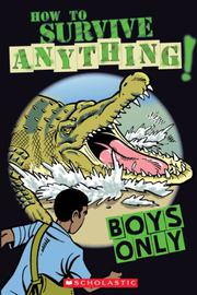 Cover art for BOYS ONLY