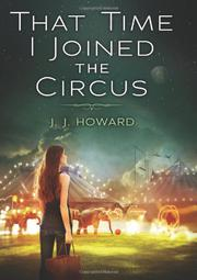 Book Cover for THAT TIME I JOINED THE CIRCUS