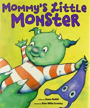 Cover art for MOMMY'S LITTLE MONSTER