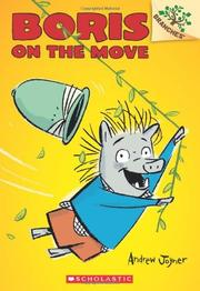 Cover art for BORIS ON THE MOVE