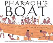 Cover art for PHARAOH'S BOAT