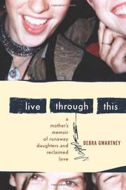 Book Cover for LIVE THROUGH THIS