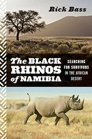 Cover art for THE BLACK RHINOS OF NAMIBIA