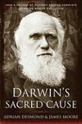 Cover art for DARWIN'S SACRED CAUSE