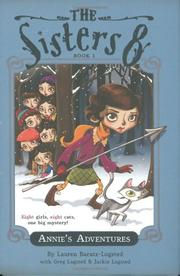 Cover art for ANNIE'S ADVENTURES