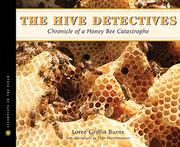 Cover art for THE HIVE DETECTIVES