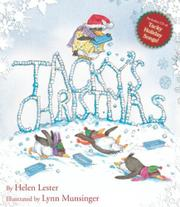 Book Cover for TACKY'S CHRISTMAS