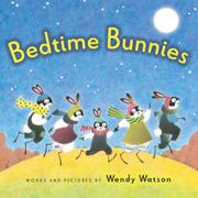 Cover art for BEDTIME BUNNIES