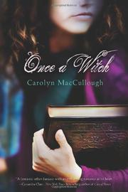Book Cover for ONCE A WITCH