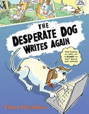 Cover art for THE DESPERATE DOG WRITES AGAIN