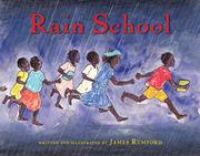 Cover art for RAIN SCHOOL