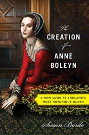 Cover art for THE CREATION OF ANNE BOLEYN