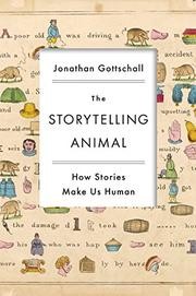 Cover art for THE STORYTELLING ANIMAL