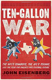 Cover art for TEN-GALLON WAR