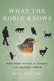 Cover art for WHAT THE ROBIN KNOWS