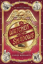 Book Cover for THE WATCHER IN THE SHADOWS