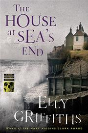 Cover art for THE HOUSE AT SEA'S END