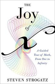 Book Cover for THE JOY OF X