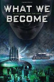 Cover art for WHAT WE BECOME