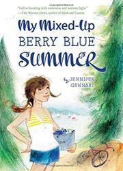 Book Cover for MY MIXED-UP BERRY BLUE SUMMER