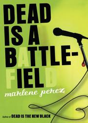 Book Cover for DEAD IS A BATTLEFIELD