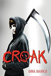 Cover art for CROAK