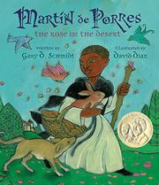 Cover art for MARTÍN DE PORRES