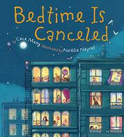 Cover art for BEDTIME IS CANCELED