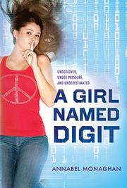 Cover art for A GIRL NAMED DIGIT
