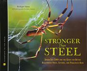 Cover art for STRONGER THAN STEEL