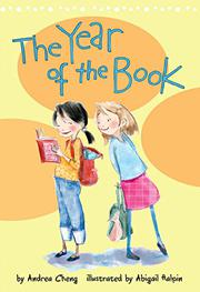 Cover art for YEAR OF THE BOOK