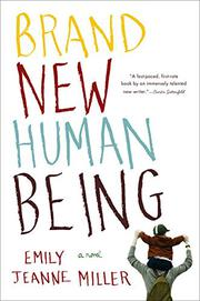 Cover art for BRAND NEW HUMAN BEING