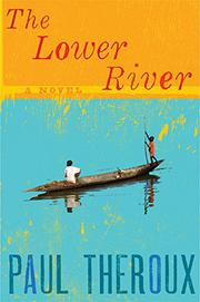 Cover art for THE LOWER RIVER