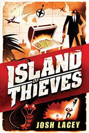 Book Cover for ISLAND OF THIEVES