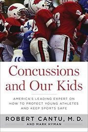 Book Cover for CONCUSSIONS AND OUR KIDS