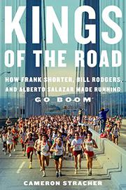 Book Cover for KINGS OF THE ROAD