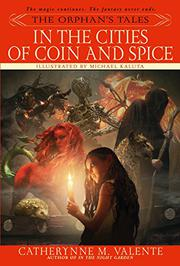 Book Cover for IN THE CITIES OF COIN AND SPICE